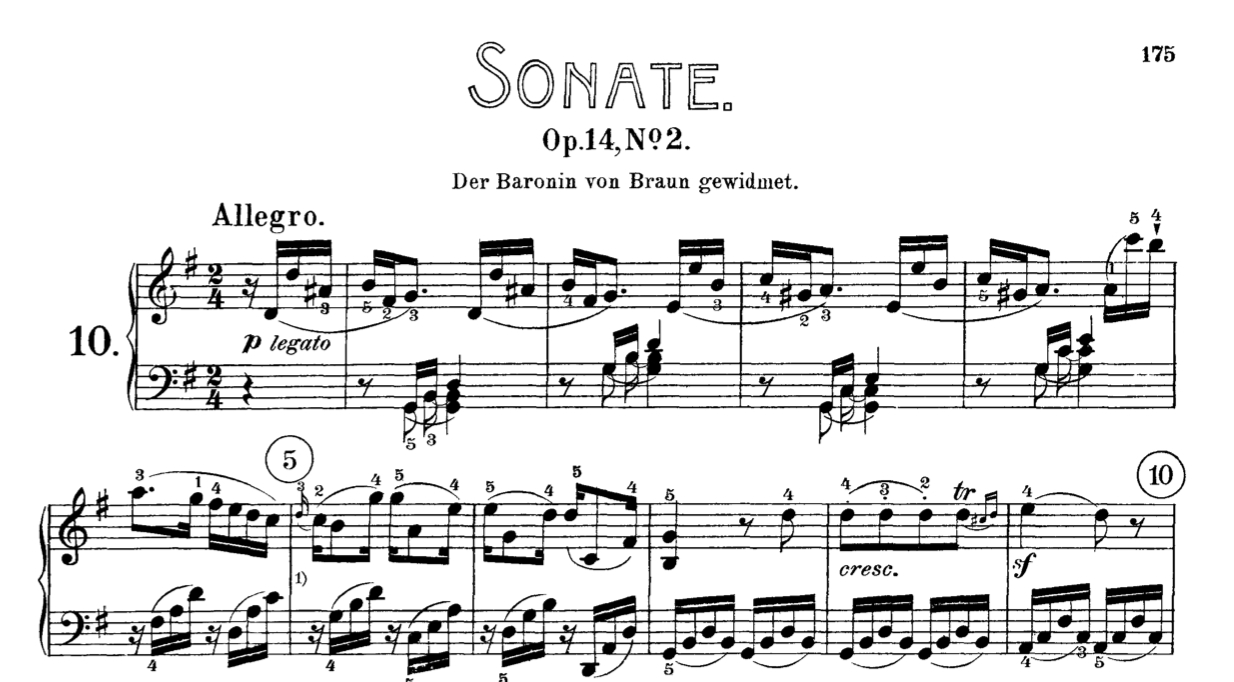 beethoven sonata op 14 no 2 If you are looking for the book sonata in g, op 14 no 2: from vol i (signature series (abrsm)) by ludwig van beethoven in pdf form, then you've come to the right website.
